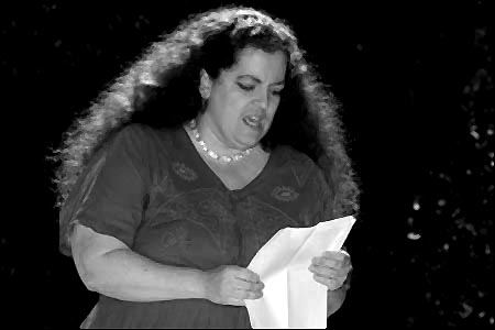 Debra Grace Khattab reading